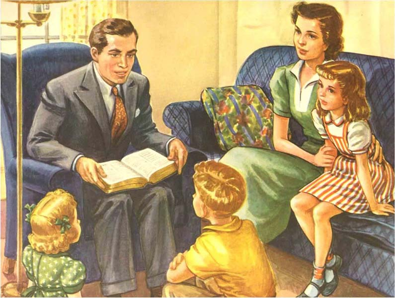 family-bible-time