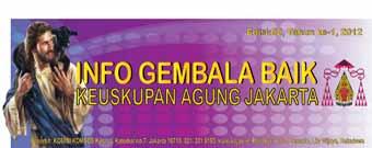 Info Gembala Baik KAJ, edisi kedua 2012