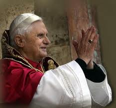Sri Paus Benediktus XVI, Berdoa dalam Bahasa Arab