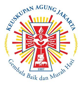 Logo Keuskupan agung Jakarta, LOGO KAJ, KAJ