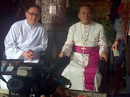 Pesan Natal uskup agung jakarta