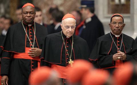12 Maret, dimulainya Konklaf,tidak akan lama, mengingat Pekan Suci sudah Dekat