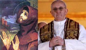 Fransiskus, pergilah Perbaikilah Gerejaku yang hampir roboh itu, Restorasi Gereja, Catatan Kecil Tentang Paus Fransiskus, Yohanes Kristo Tara, OFM, Paroki Paskalis Jakarta, st fransiskus assisi, saint francis,
