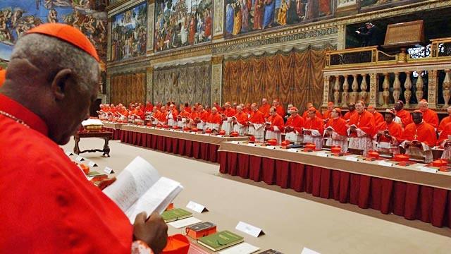 Seputar Konklaf ,Menebak Paus mendatang,imam Diosesan atau Ordo, Eropa atau bukan