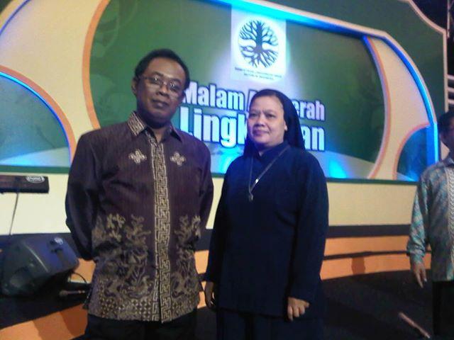Pastor dan Suster, Peraih Kalpataru 2013