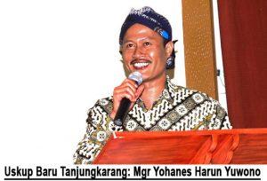 Uskup-Tanjungkarang-Mgr-Yohanes-Harun-Yuwono