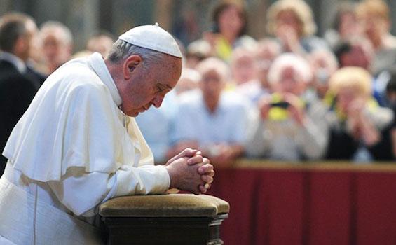 Paus Berdoa