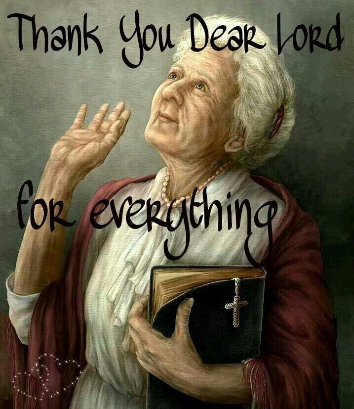 Usia senja semakin bersemangat berdoa dan beramal kasih.