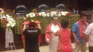 Setia Budiantoro , J. Kristiadi, sarasehan pancasila, uskup suharyo,