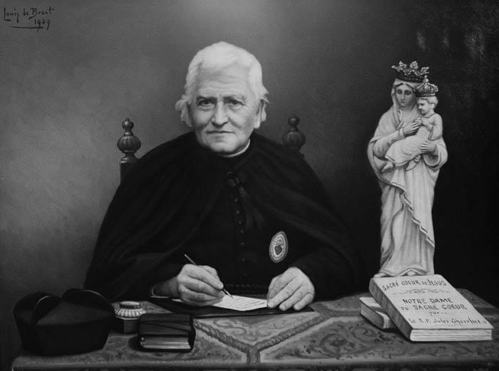 Páter Jules Chevalier MSC